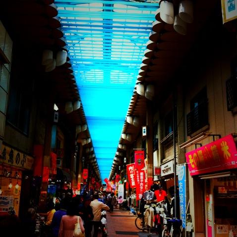 三ノ輪商店街